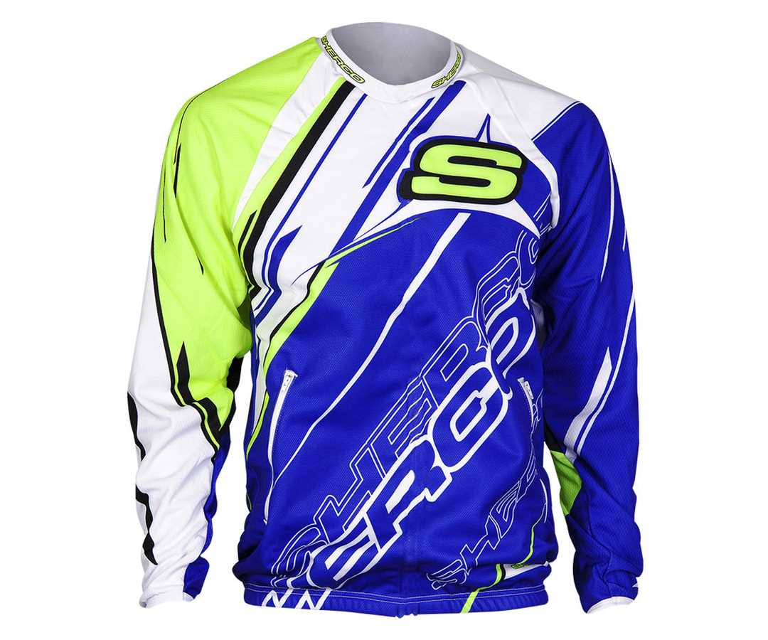 ENDURO RIDING JERSEY